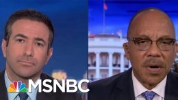 'Say Sorry': Pulitzer-Winner Scolds Donald Trump, Hits Conspiracy | The Beat With Ari Melber | MSNBC 4