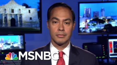 Castro On The New Trump Rule That Would Penalize Legal Immigrants For Benefits | All In | MSNBC 6