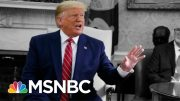 The Trump Administration Announces Rules Weakening Endangered Species Act | The 11th Hour | MSNBC 5