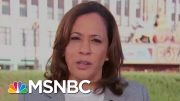 Senator Kamala Harris: Health Care The Number One Issue I Hear About | Morning Joe | MSNBC 5