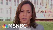 Senator Kamala Harris: Health Care The Number One Issue I Hear About | Morning Joe | MSNBC 4