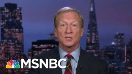 Tom Steyer Reaches Donor Debate Threshold   Morning Joe   MSNBC 7