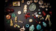 A 'sorcerer's treasure trove' was discovered in Pompeii 2