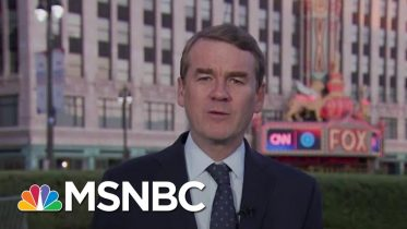 Senator Michael Bennet: No Point In Taking Away Employer Insurance | Morning Joe | MSNBC 7