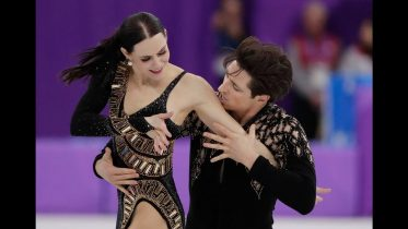 Ice dancer Scott Moir is engaged, but not to Tessa Virtue 6