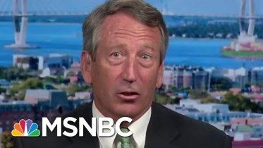 Mark Sanford Weighs Run Against President Trump | Velshi & Ruhle | MSNBC 2