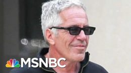 Barr Temporarily Reassigns Epstein Warden, Two Others On Administration Leave | Katy Tur | MSNBC 3