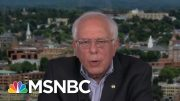 Senator Bernie Sanders: People Do Not Love Their Health Insurance Companies | Morning Joe | MSNBC 5