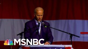 Biden Advisors Say The Former Vice President Faces An 'Unfair Double Standard' | Deadline | MSNBC 2