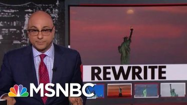 The President Donald Trump Administration's Attack On The Statue Of Liberty | All In | MSNBC 6