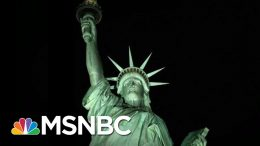 Ken Cuccinelli: 'Give Us Your Tired' Poem Referred To People From Europe   The 11th Hour   MSNBC 4