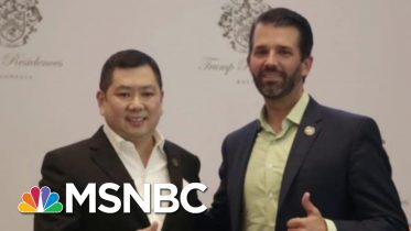 Donald Trump Business Conflicts Further Degrade US Credibility On China | Rachel Maddow | MSNBC 6
