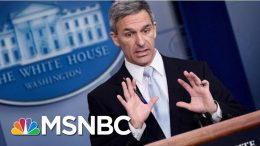 Trump Admin. Tries To Reshape Immigration - The Day That Was | MSNBC 4