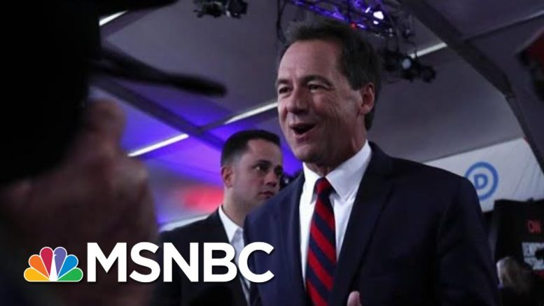 Steve Bullock Goes After 'Hypocrisy' Of Debate Rules | Morning Joe | MSNBC 1