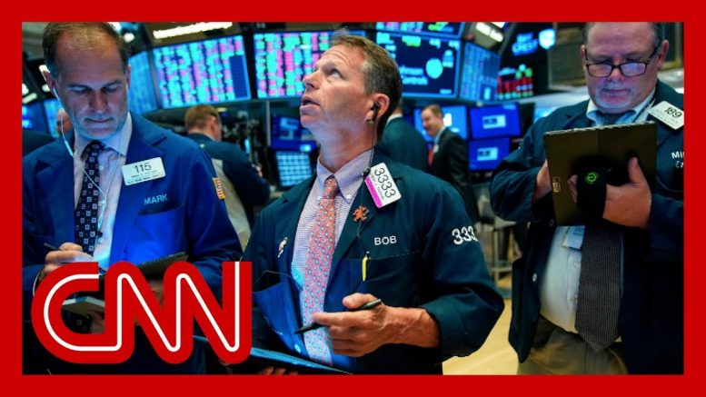 CNN reporter on Wall Street: It was a bloodbath 1