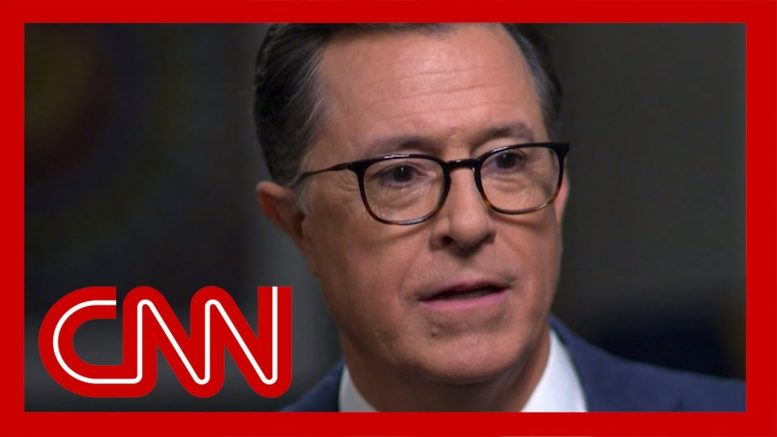 Colbert doesn't want Trump back on his show 'for safety's sake' 1