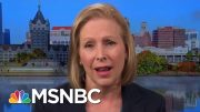 Sen. Gillibrand: Donald Trump Is Making Us Weaker By Being Small-Minded | Velshi & Ruhle | MSNBC 2