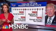 #ForFactsSake: Cuccinelli's Claim About The 'Public Charge Rule' Is Wrong | Velshi & Ruhle | MSNBC 3