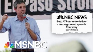 Stacey Abrams Says She Won't Pursue A 2020 Presidential Bid As Beto Goes All in | Deadline | MSNBC 6