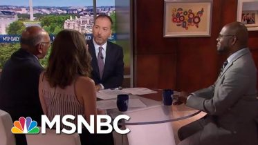 No American Cop On The Beat As World Is In Turmoil | MTP Daily | MSNBC 6
