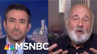Rob Reiner: I feel Bad For 'The Mooch,' He's 'Late To The Party' | The Beat With Ari Melber | MSNBC 4