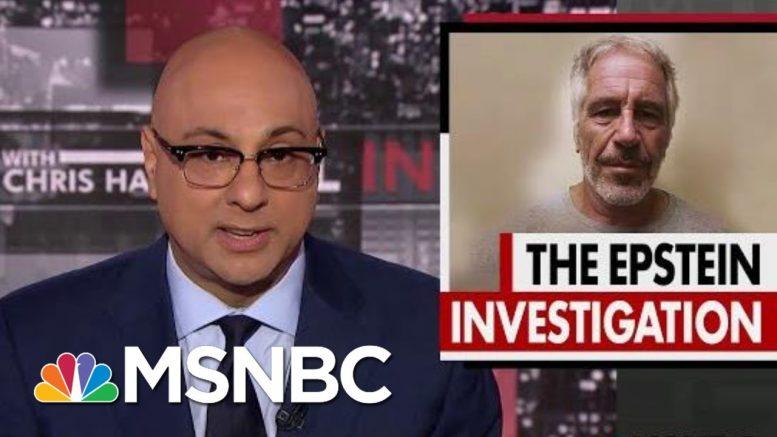 New Case Against Jeffrey Epstein | All In | MSNBC 1