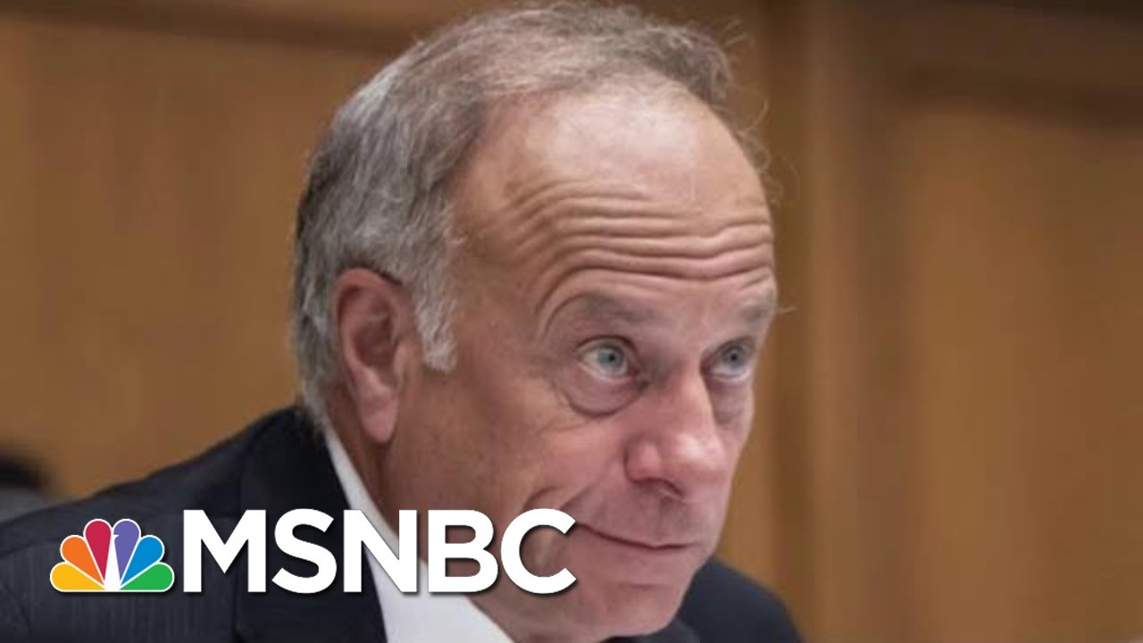 New Calls For Representative Steve King To Resign | All In | MSNBC 6