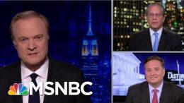 Obama Econ. Advisor: President Donald Trump Is Danger To World Economy | The Last Word | MSNBC 7