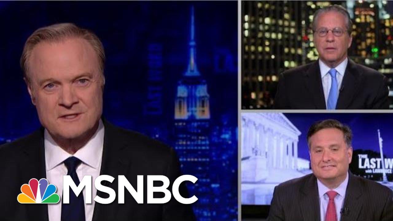 Obama Econ. Advisor: President Donald Trump Is Danger To World Economy   The Last Word   MSNBC 7