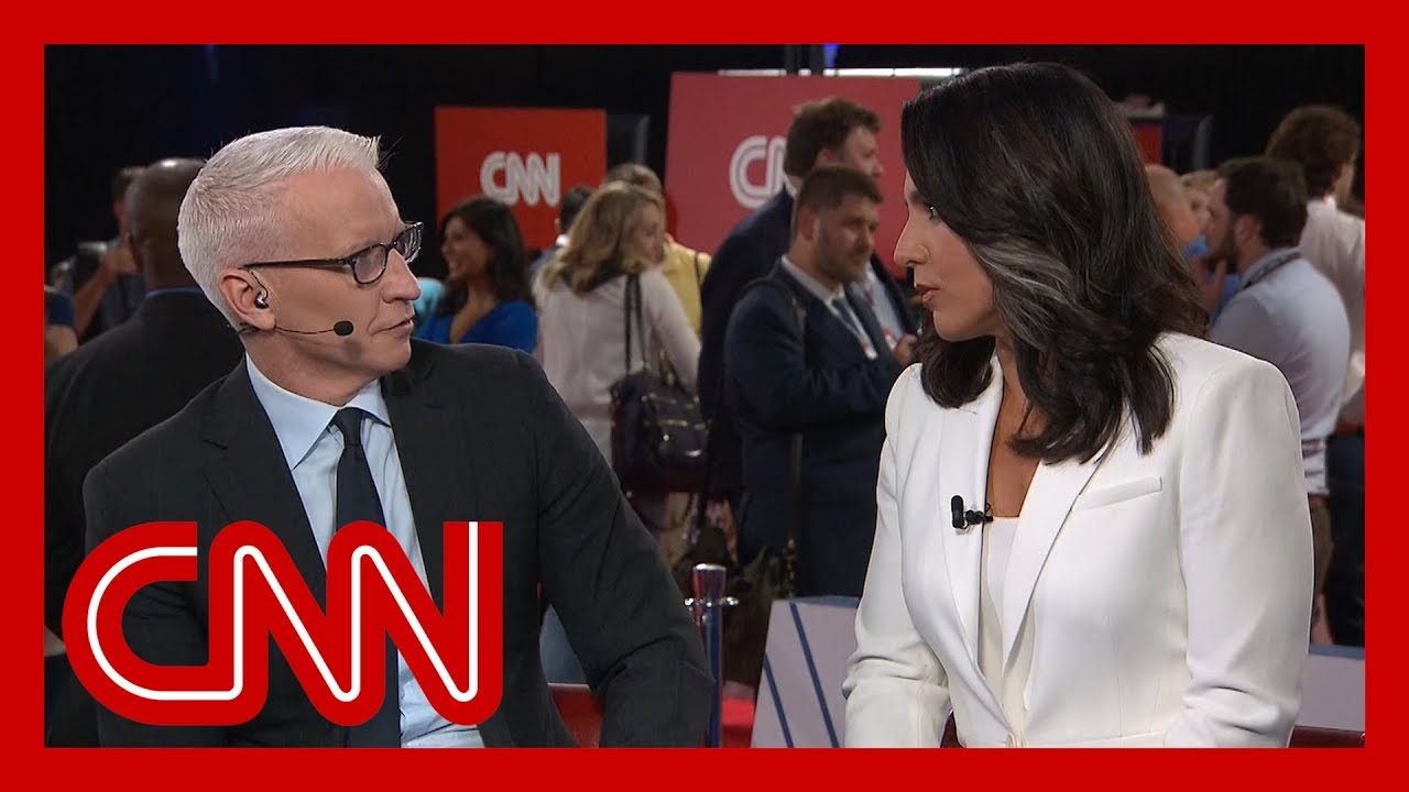 Watch Tulsi Gabbard's interview with Anderson Cooper 9