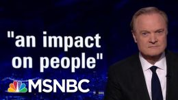 Donald Trump Grapples With Self-Inflicted Economic Wounds As Markets Plunge | The Last Word | MSNBC 6