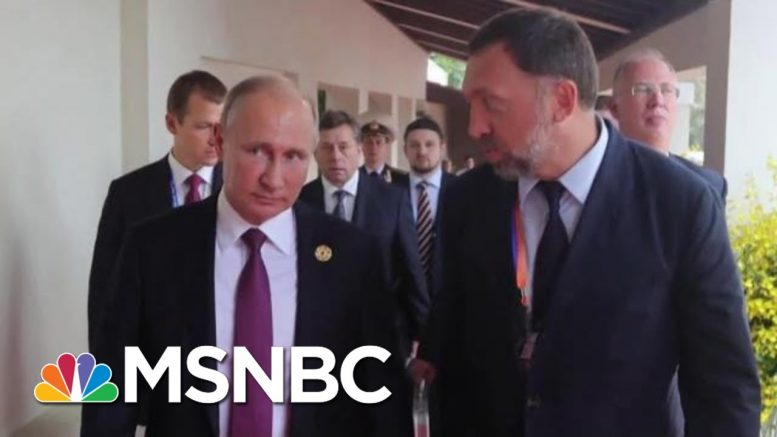 Risky Russian Deal A Tough Choice For Kentucky In Economic Need   Rachel Maddow   MSNBC 1