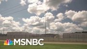 New Border Facilities Holding More Than 8,000 Migrants | Morning Joe | MSNBC 3