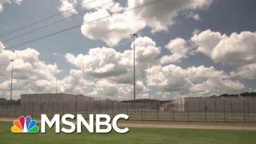 New Border Facilities Holding More Than 8,000 Migrants | Morning Joe | MSNBC 6
