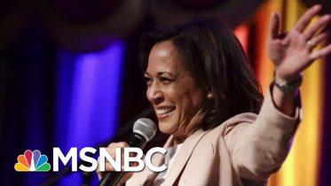 Congresswoman Makes Senator Kamala Harris Her 2020 Pick   Morning Joe   MSNBC 6