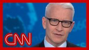 Anderson Cooper: What Trump said is unprecedented ... and it's not even Friday 2