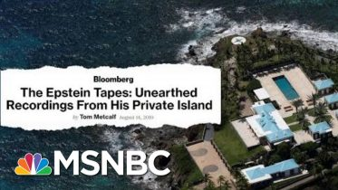 Recordings Give Rare Glimpse Of Jeffrey Epstein In His Own Words | Velshi & Ruhle | MSNBC 10