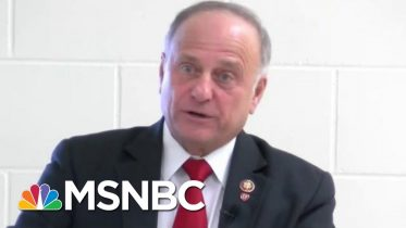 Republicans Criticize Steve King Over Recent Rape Or Incest Remarks | Velshi & Ruhle | MSNBC 6