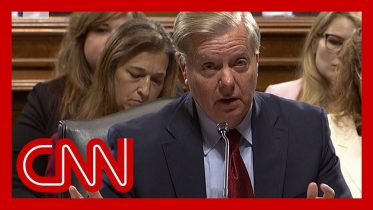 Heated hearing: Lindsey Graham's move slammed as 'unprecedented' 6