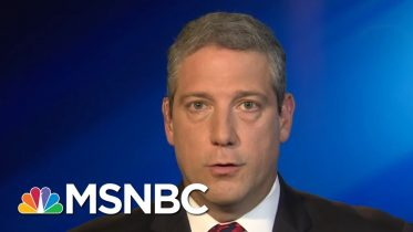 Rep. Tim Ryan: Trump Is 'Full Of It' When It Comes To Immigration Claims | Velshi & Ruhle | MSNBC 1