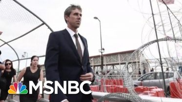 Beto's Latest Relaunch: O'Rourke Returns To The Trail | MTP Daily | MSNBC 6