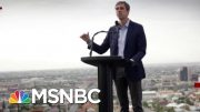 Beto O'Rourke Back On The Trail, Ready To Battle Trump | Deadline | MSNBC 4