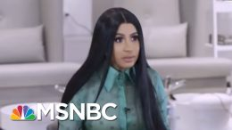 'Let's Feel The Bern': Cardi B Sits Down With Bernie Sanders | The Beat With Ari Melber | MSNBC 8