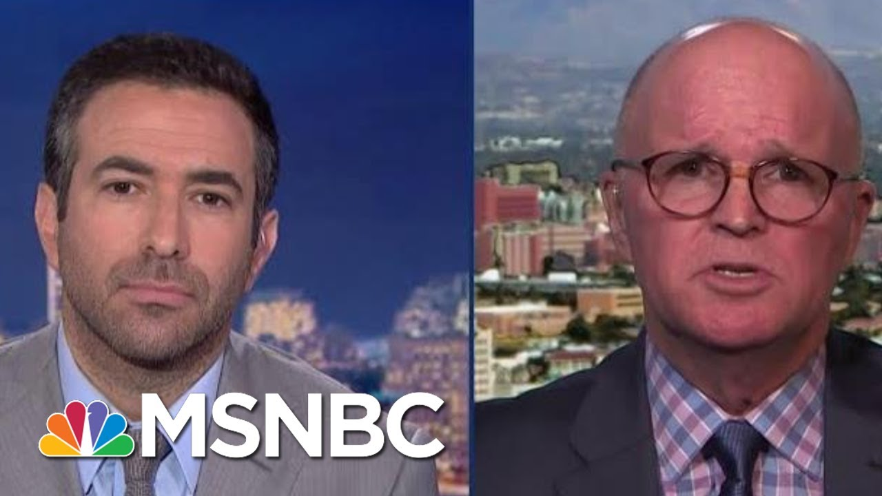 Trump Casino Executive: He's Gambling With Economy On Impulse | The Beat With Ari Melber | MSNBC 1