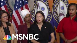 Donald Trump Demands Israel Retaliate Against 'The Squad' | The Beat With Ari Melber | MSNBC 6