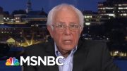 Senator Bernie Sanders On Donald Trump And Israel | All In | MSNBC 5