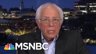 Senator Bernie Sanders On Donald Trump And Israel | All In | MSNBC 6