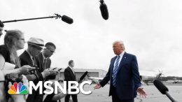 Rick Stengel: China's Playing A Long Game. Trump's Just Trying To Win 2020.   The 11th Hour   MSNBC 3