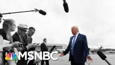 Rick Stengel: China's Playing A Long Game. Trump's Just Trying To Win 2020. | The 11th Hour | MSNBC 6