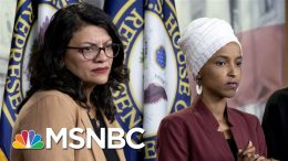 Israel Blocks Visit By Reps. Omar And Tlaib After Trump Tweet - The Day That Was | MSNBC 5